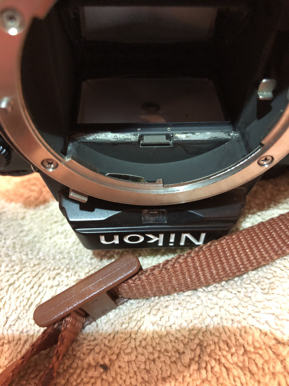 Fe Replacing Jogosinfantis Trigger Switch And Mini Circuit Board Bingo Airsoftworks Mirror Damper Foam In My Nikon Help