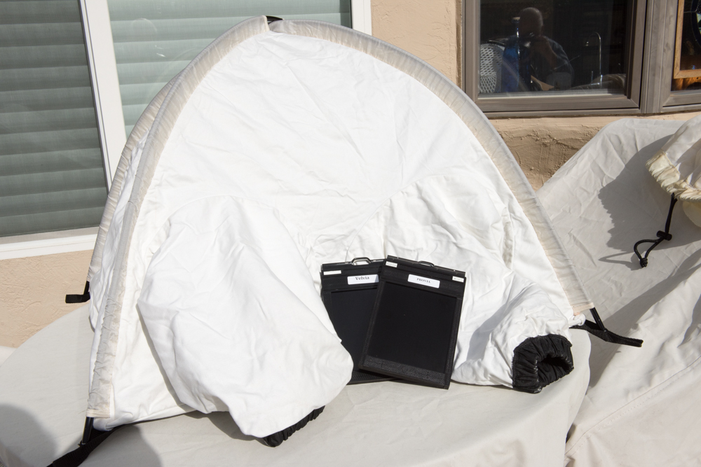 Price $175 net to me. Thanks & FS - Shadow Box Film Changing Tent | PHOTRIO
