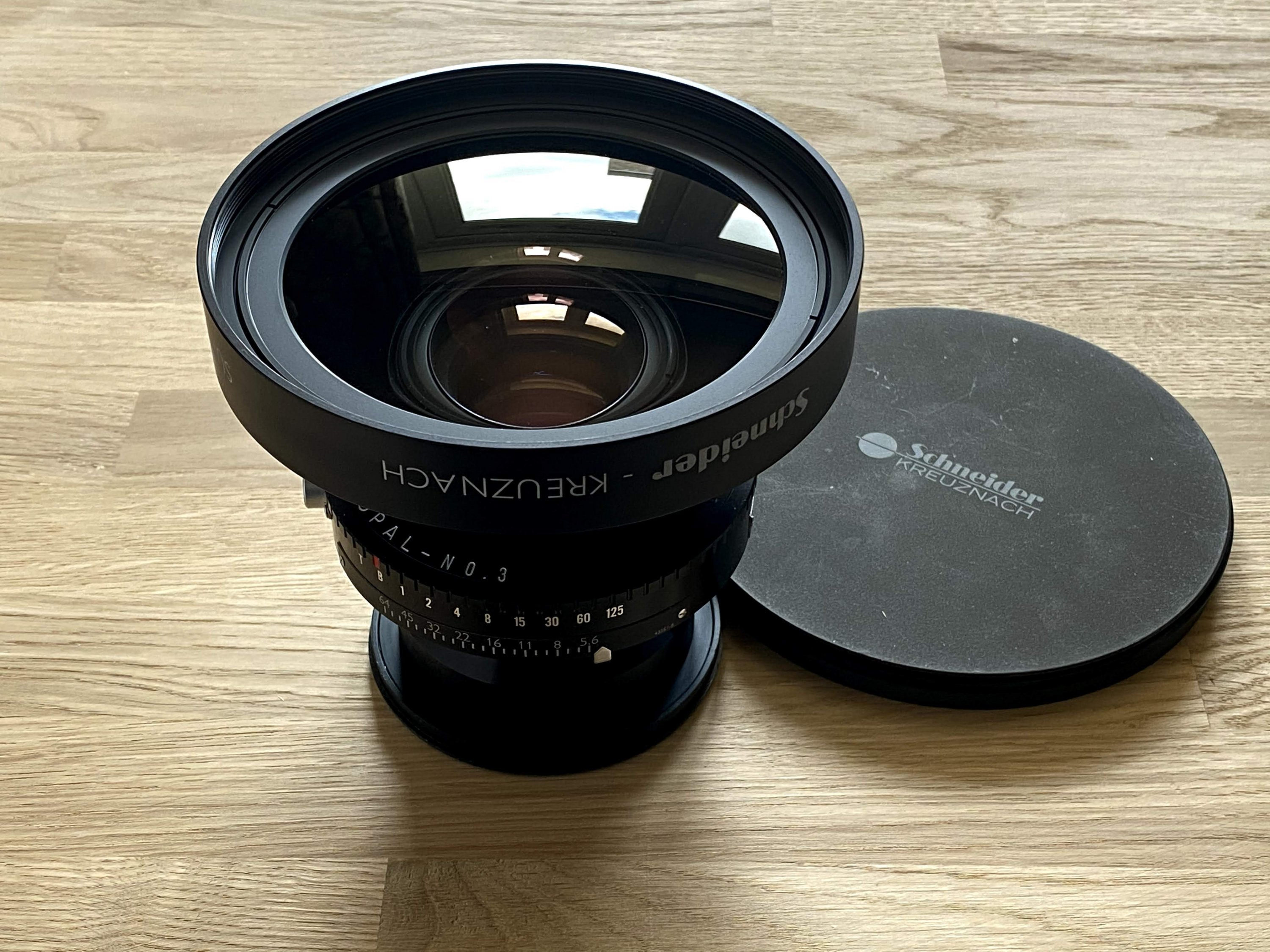 Fs Schneider Super Symmar Xl Ssxl 210mm F 5 6 Photrio Com Photography Forums