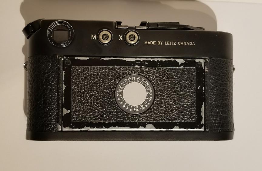 Leica M4P black, Body only clean user   Photrio com