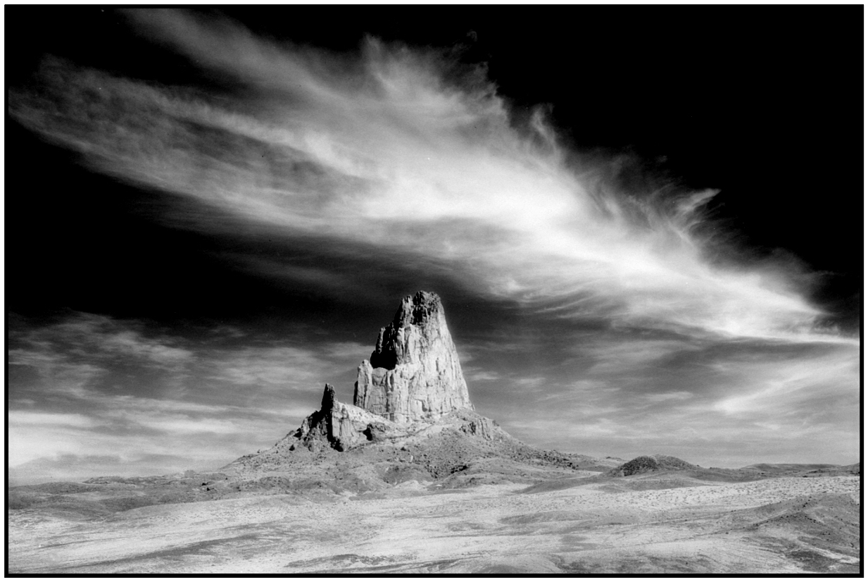 Agathla Peak. Arizona | Photrio.com Photography Forums